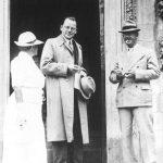 Ter Braak en Thomas Mann, 1939
